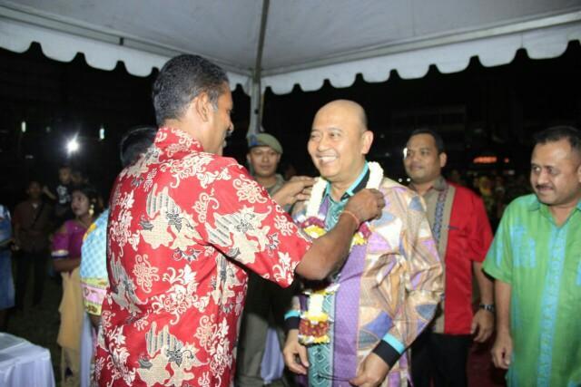 Perayaan Deepavali di Kota Medan Berlangsung Meriah