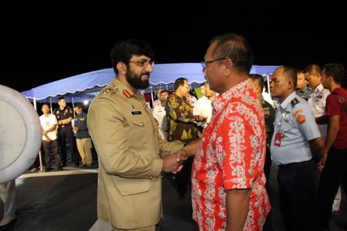 Wali Kota Medan Hadiri Jamuan Makan Malam Bersama Angkatan Laut Pakistan