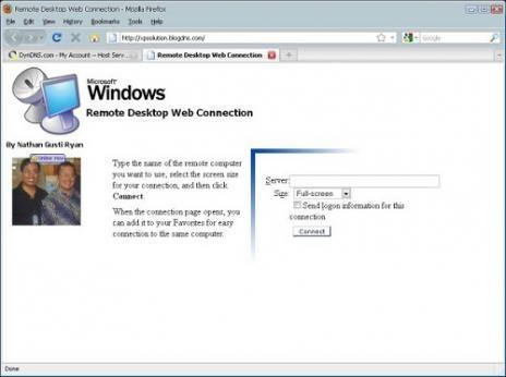 Cara Membuat Webserver Dengan DYNDNS Menggunakan IP Publik