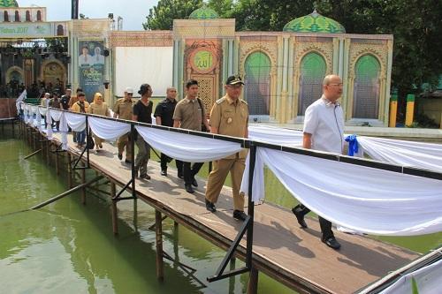 Walikota Medan Ingin Ramadhan Fair Memuaskan Pengunjung