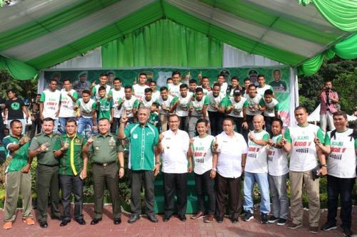 Pemerintah Kota Medan Apresiasi Keberhasilan PSMS Medan Masuk ke Liga 1 Indonesia.