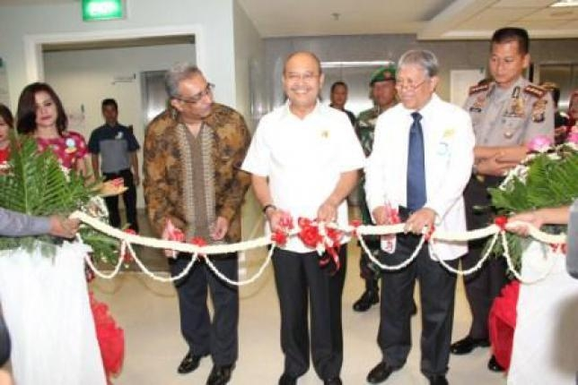 Wali Kota Medan Resmikan Cardiac Center RS Columbia