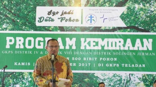 Wakil Walikota: Kita Wujudkan Medan Green City