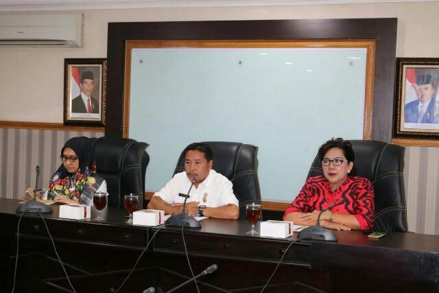 Walikota Buka Kegiatan Penyusunan Standar Pelayanan Publik di Lingkungan Pemerintah Kota Medan