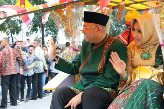 Walikota: Alhamdulillah, Pelaksanaan Kirab Budaya Lancar & Sukses