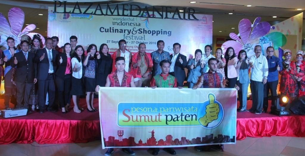 Wakil Walikota Apresiasi Digelarnya Wonderful Culinery & Shopping Festival 2016