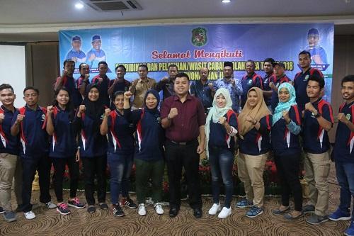 Wali Kota Medan Buka Pendidikan dan Pelatihan Bagi Pelatih dan Wasit Cabor Taekwondo dan Judo
