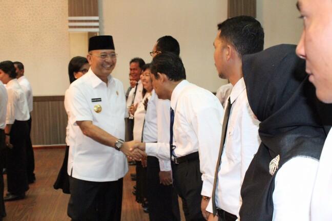 Walikota Lantik Dewan Pengupahan Medan