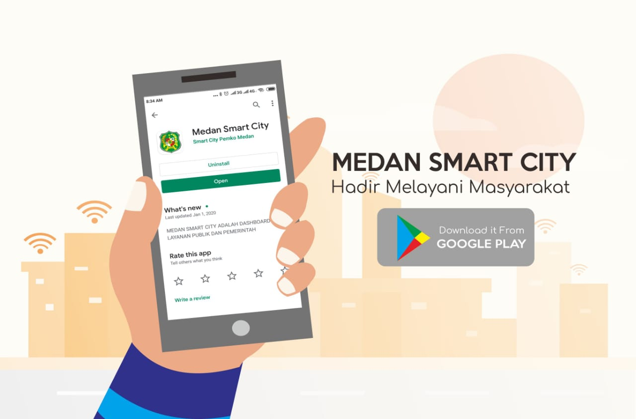 MEDAN SMART CITY ANDROID